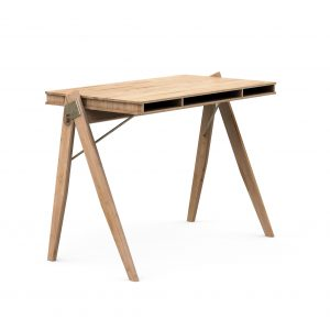 We Do Wood Field Desk