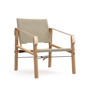 We Do Wood Nomad Chair - Lys