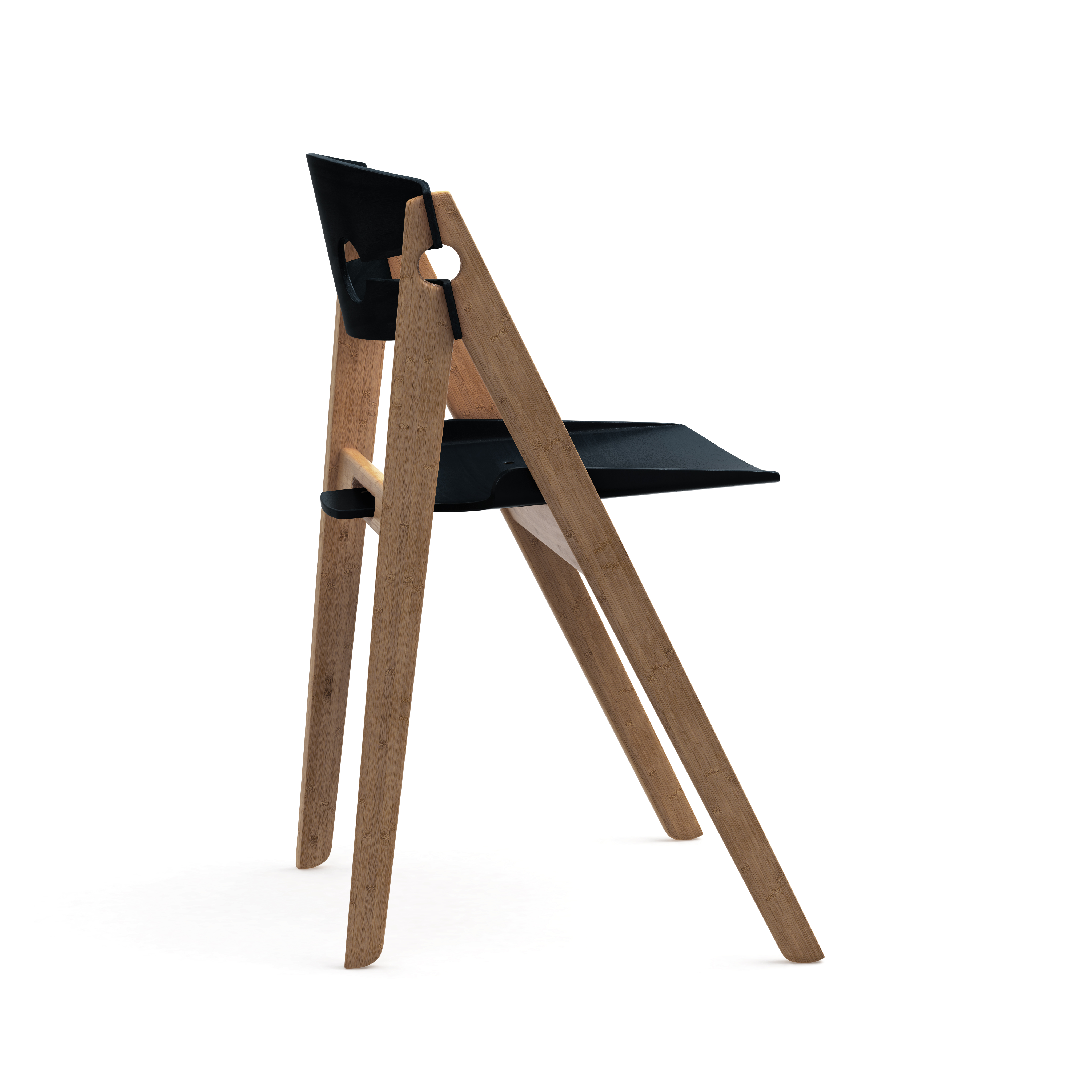 We Do Wood Dining Chair No 1 - Sort
