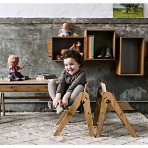 We Do Wood Lilly´s Chair - Sort