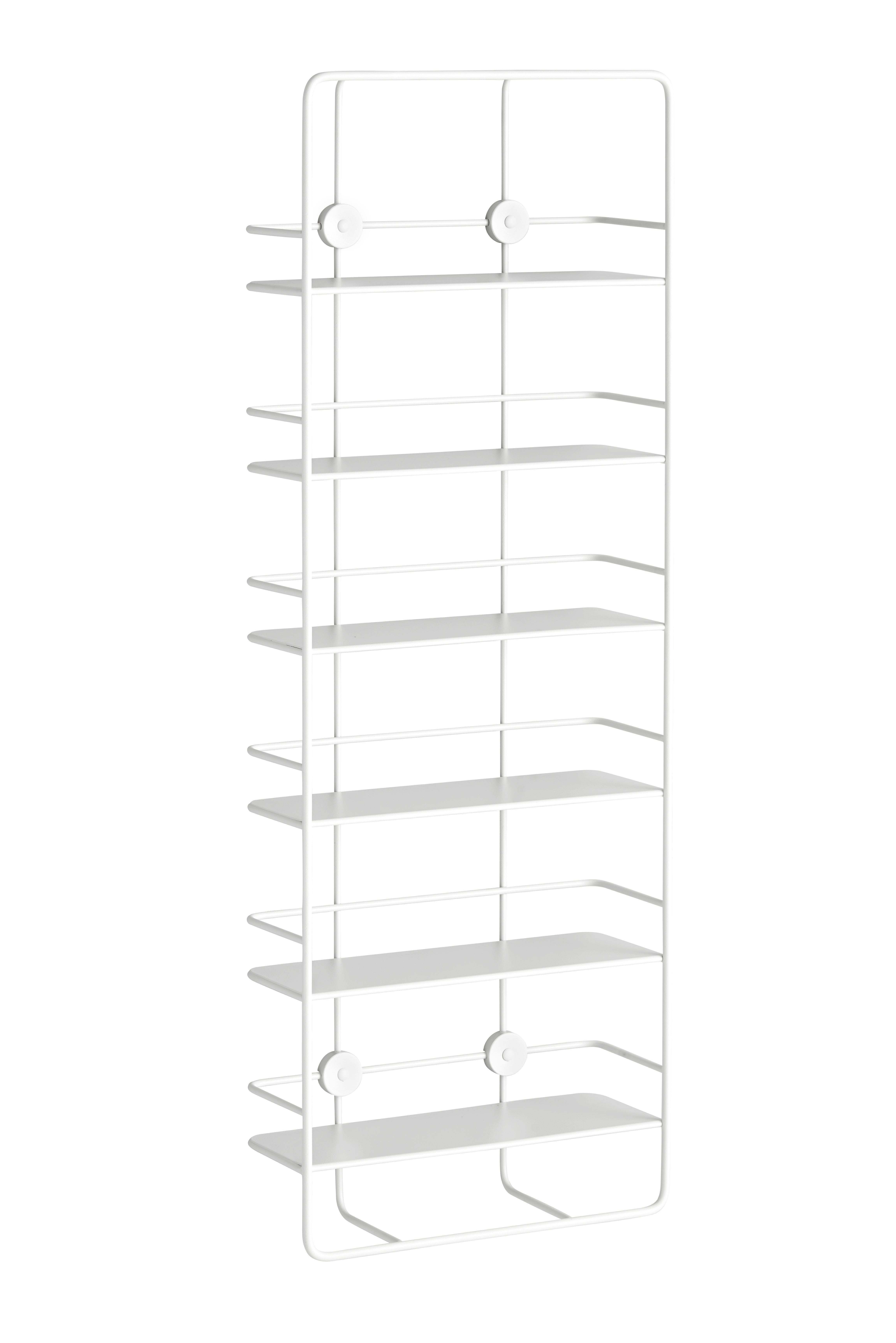 Woud Coupé Vertical shelf, hvid