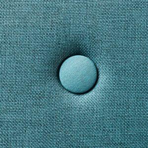 By KlipKlap 3 fold single foldemadras blågrå / grå
