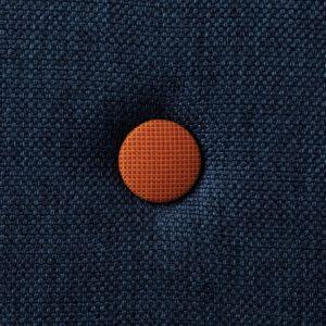 By KlipKlap børnestol lysegrå / orange