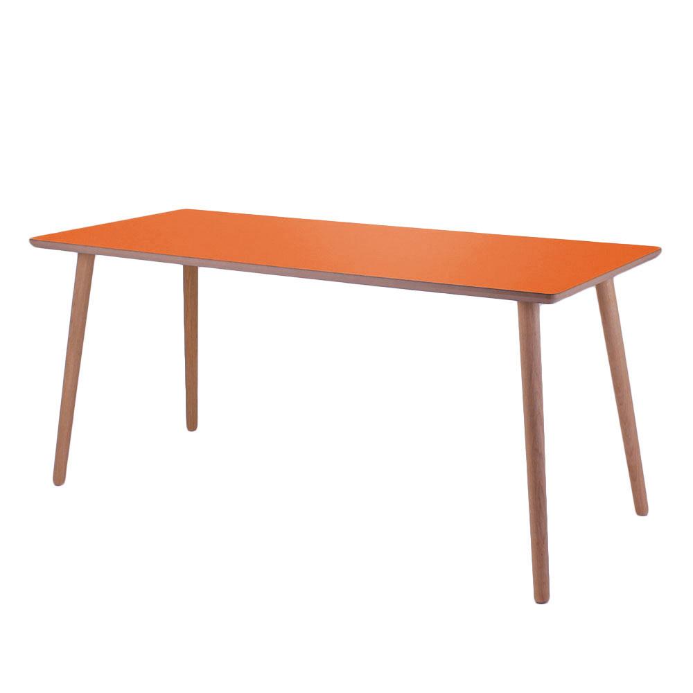 Image of   Clementine skrivebord / lys kant