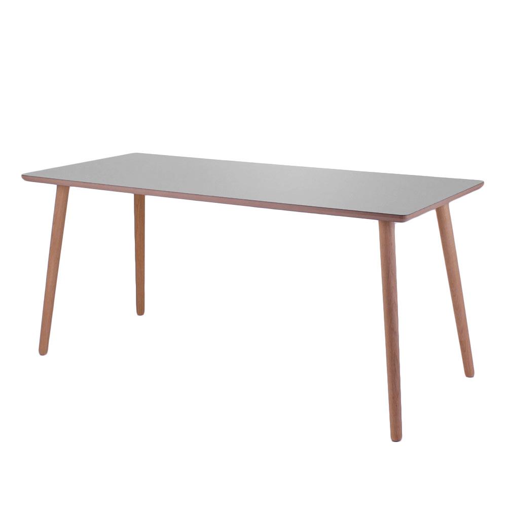 Image of   Fog skrivebord / lys kant