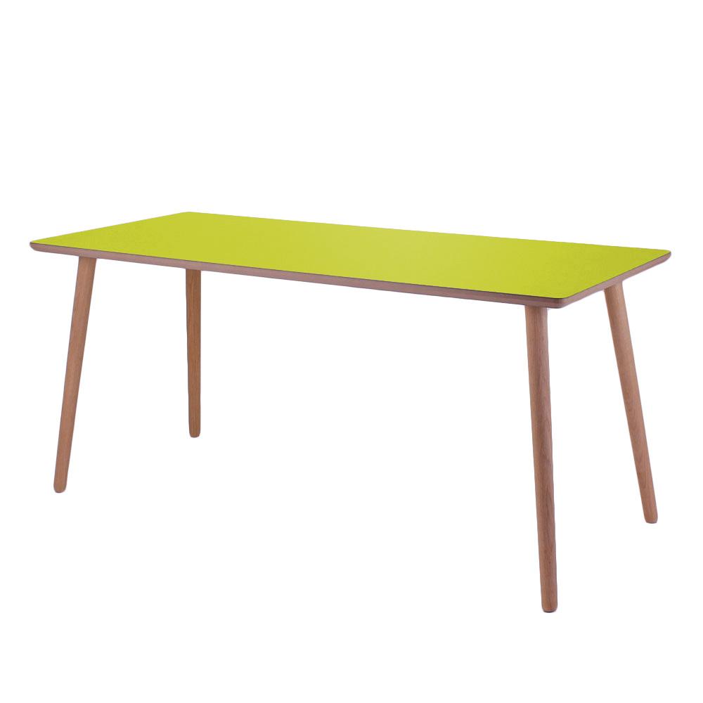 Image of   Wasabi skrivebord / lys kant