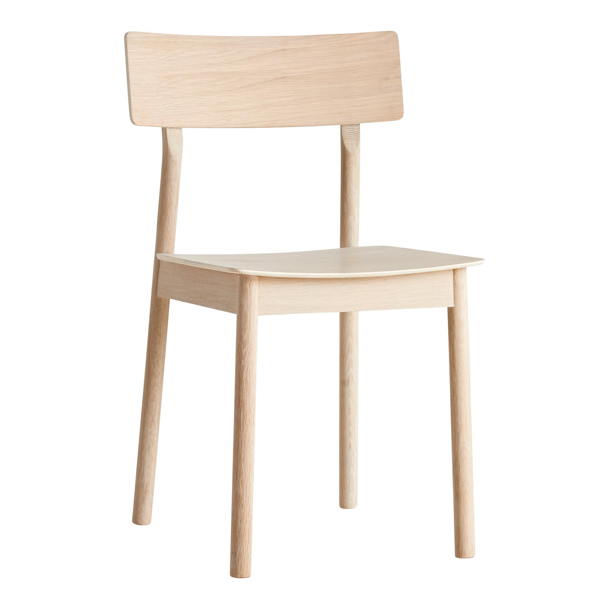 Woud Pause spisebordsstol / egetræ