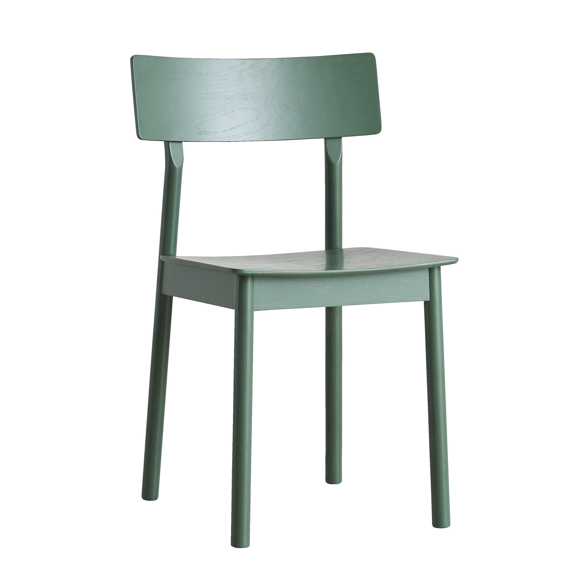 Woud Pause spisebordsstol / grøn