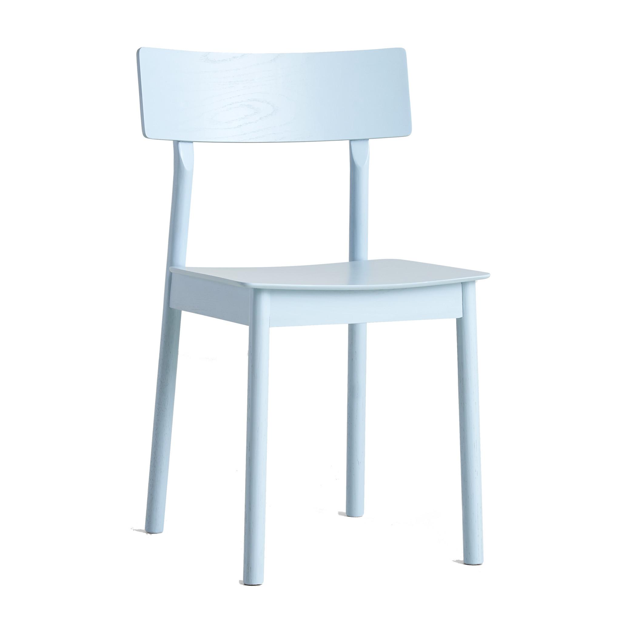 Woud Pause spisebordsstol / lyseblå