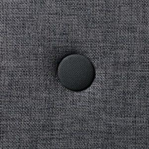 By KlipKlap 3 fold XL foldemadras blågrå / grå