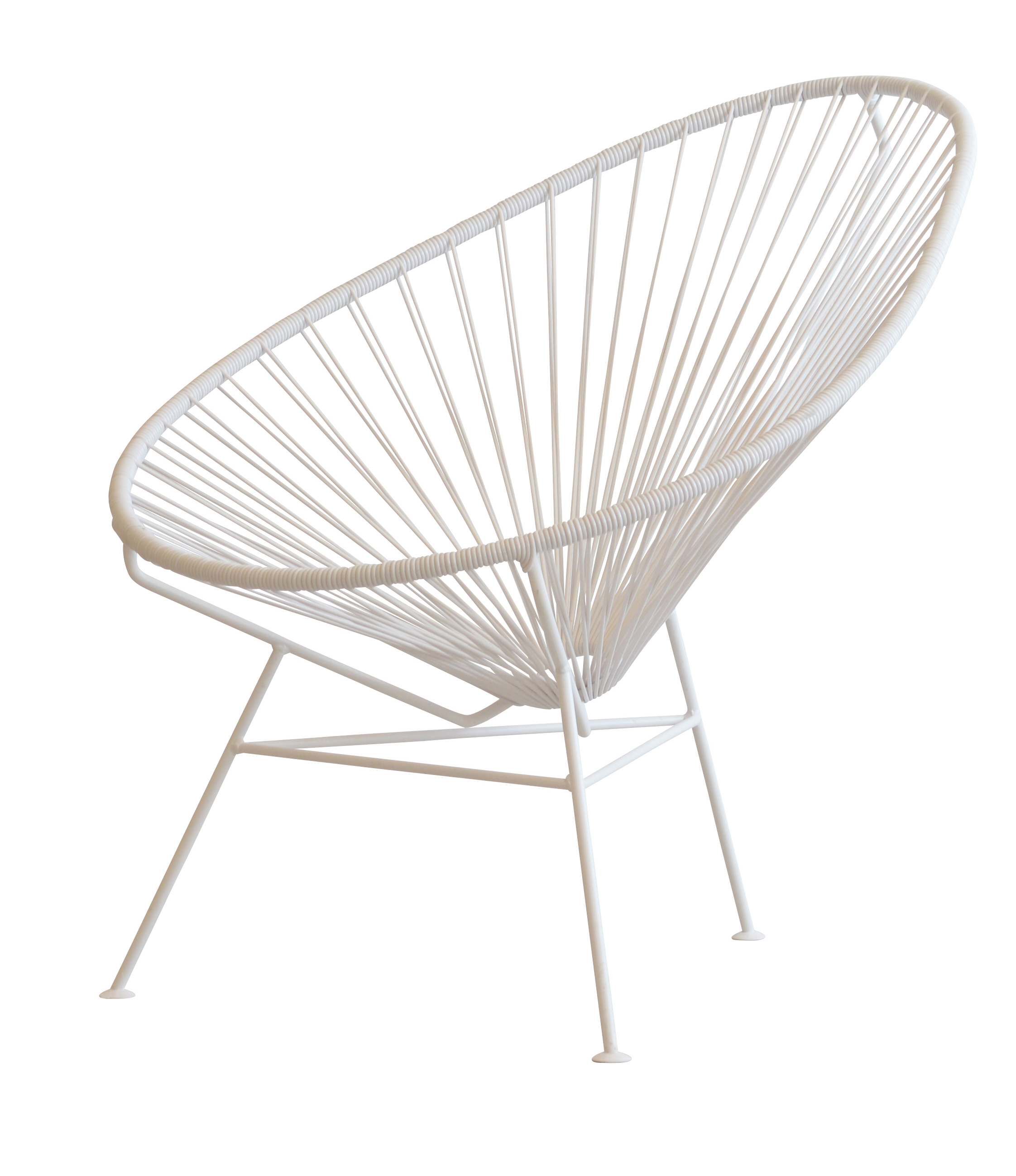 Image of   OK Design Acapulco Chair - Hvid