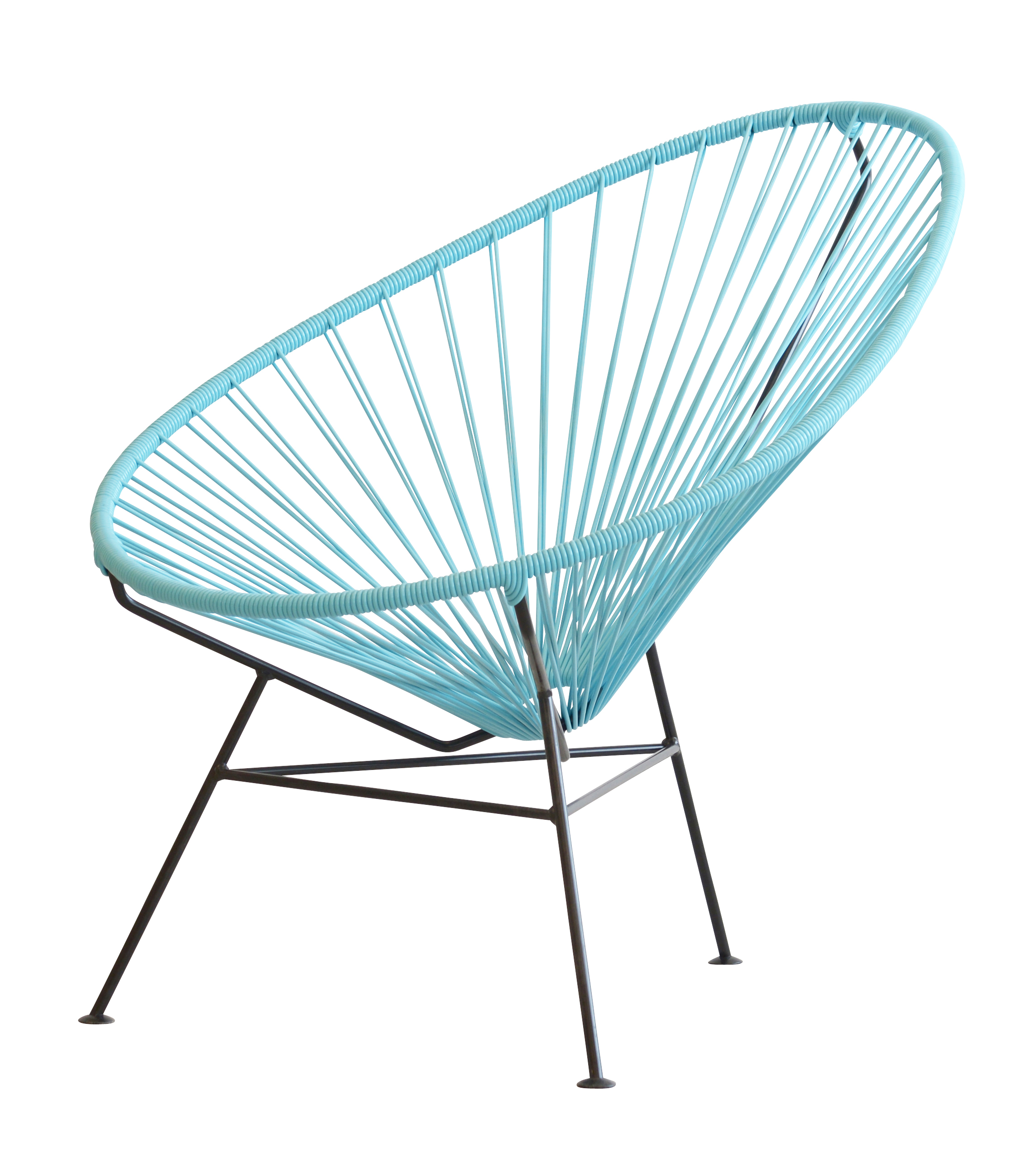 OK Design Acapulco Chair - Lyseblå
