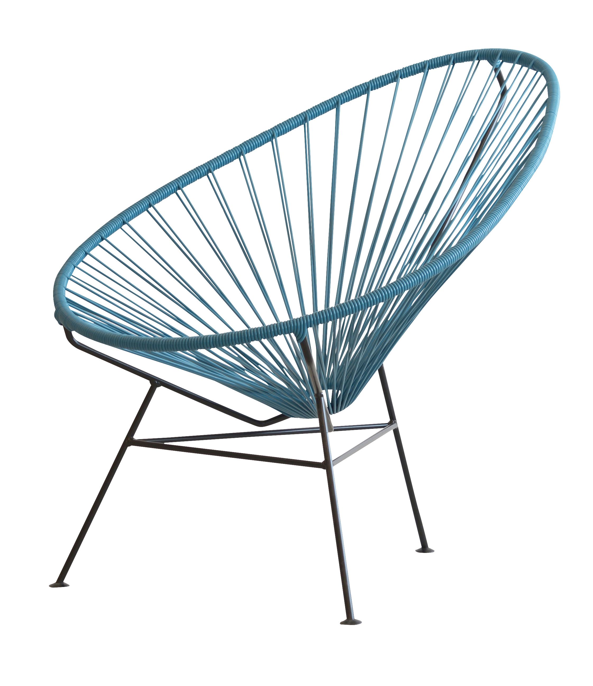 OK Design Acapulco Chair - Blå