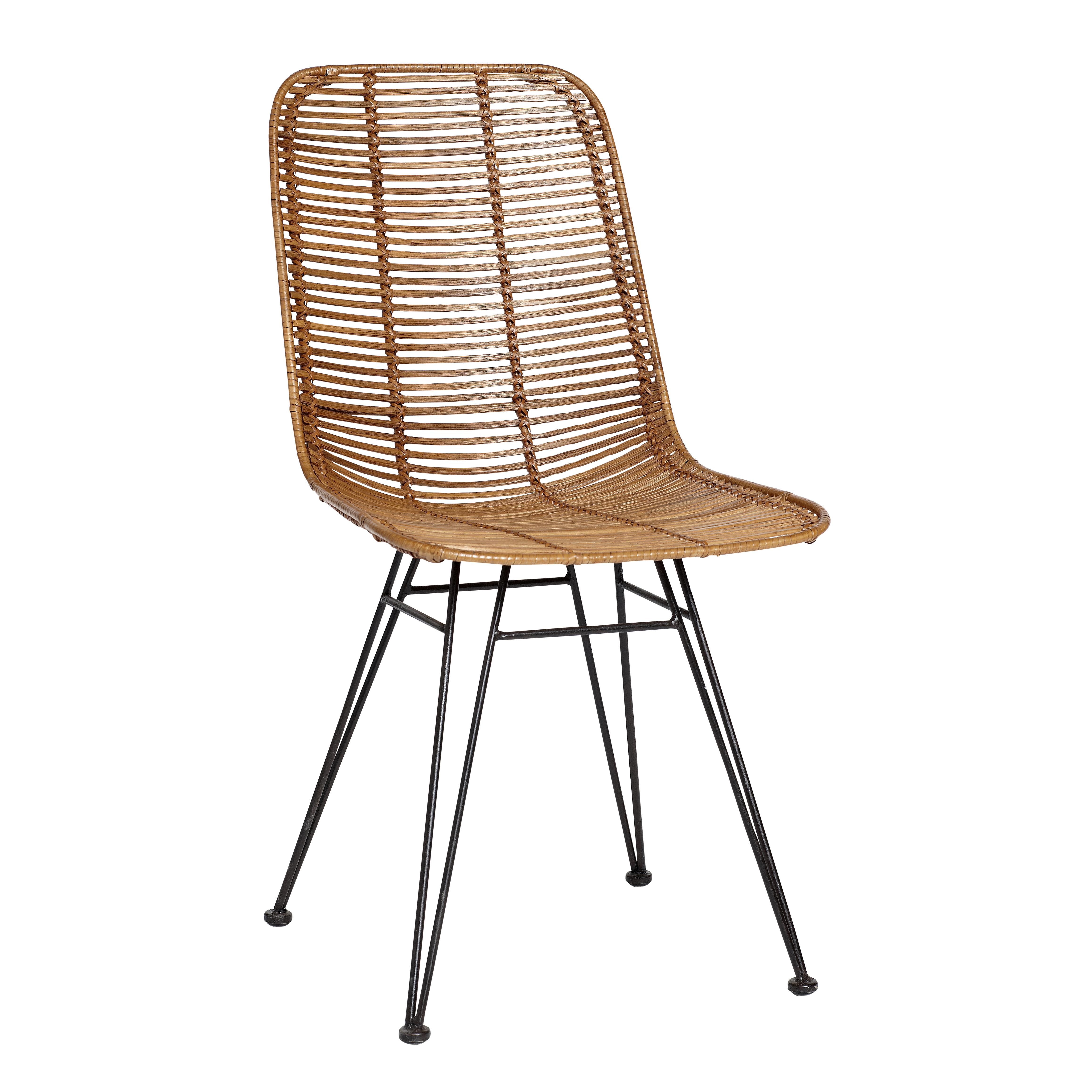 Mads studio-stol / natur