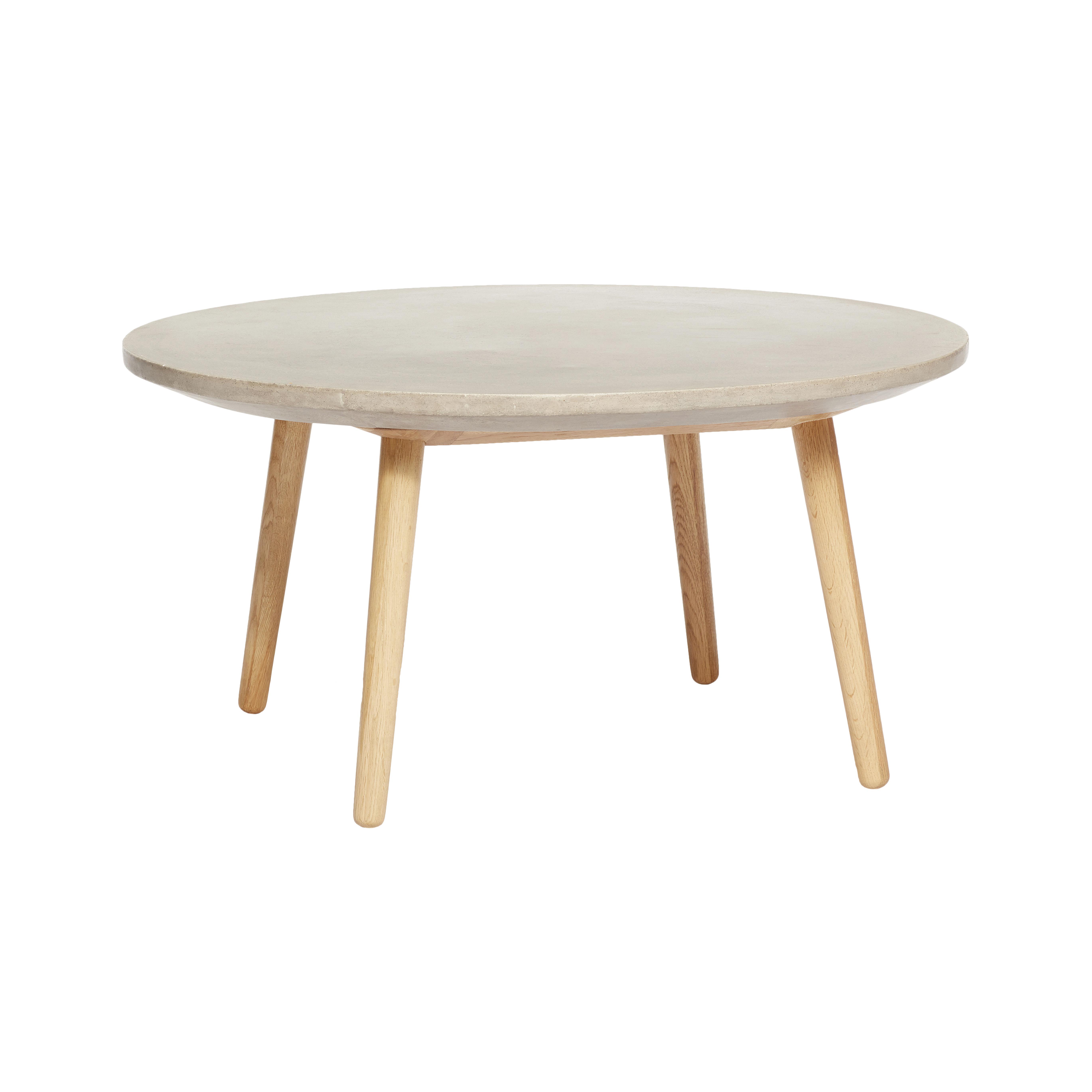 Hübsch Silas sofabord / beton