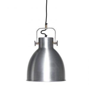 Hübsch Anton loftlampe / sølv