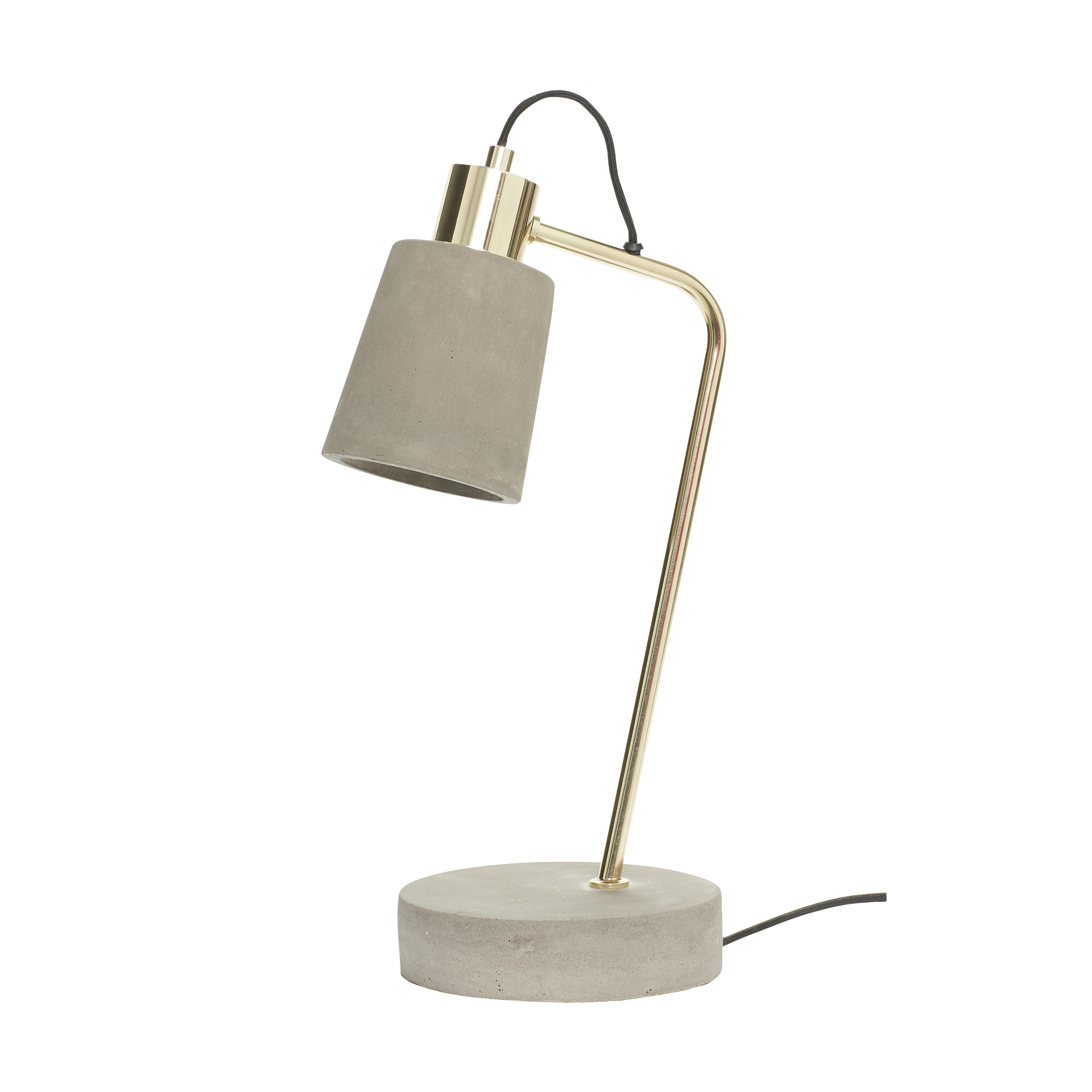 Hübsch Felix bordlampe