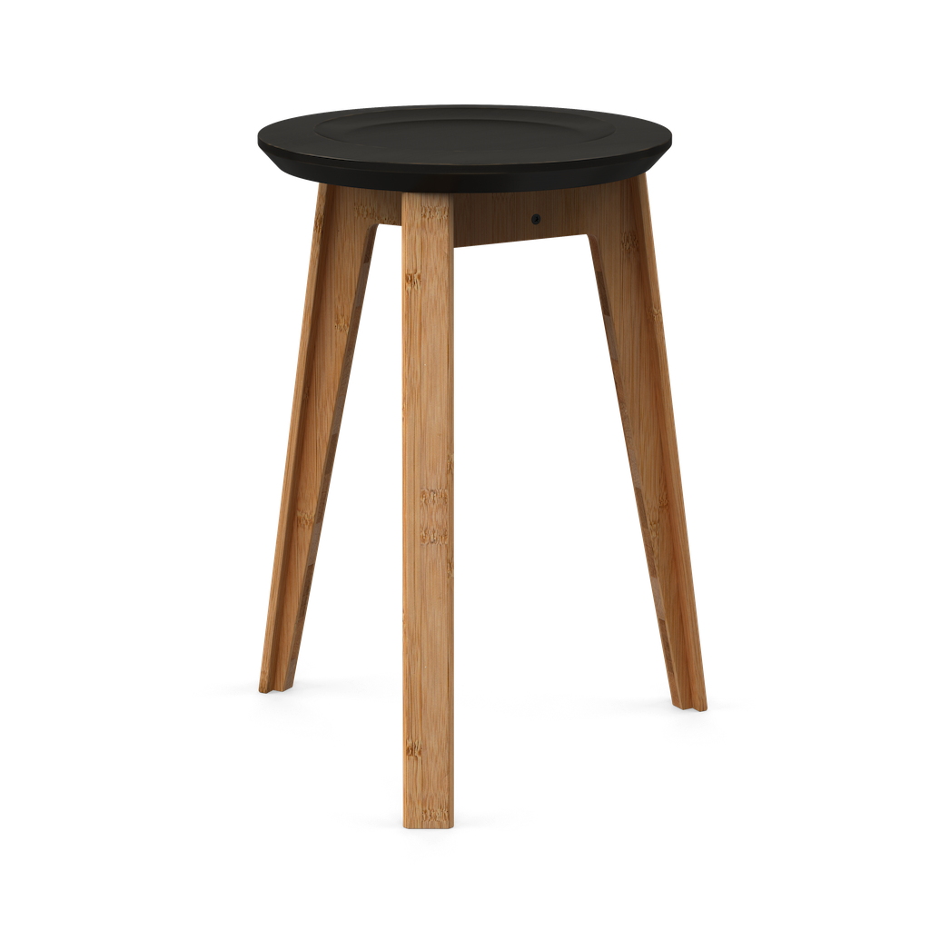 Image of   We Do Wood Button Stool / Sort