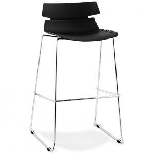 Reny barstol høj / sort