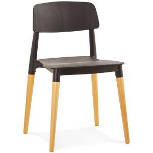 Gorgeous spisebordsstol / hvid