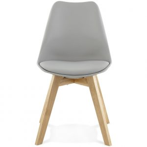 Tylik spisebordsstol / grå