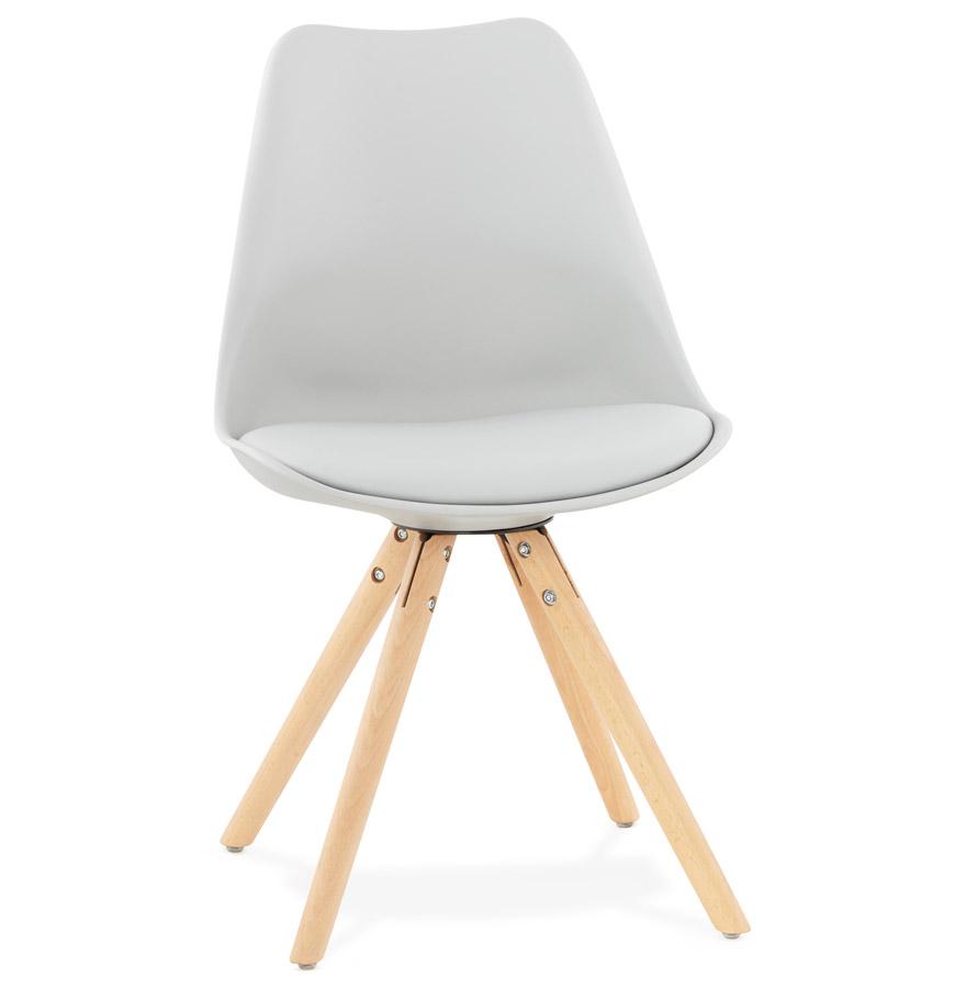 Tolik spisebordsstol / grå