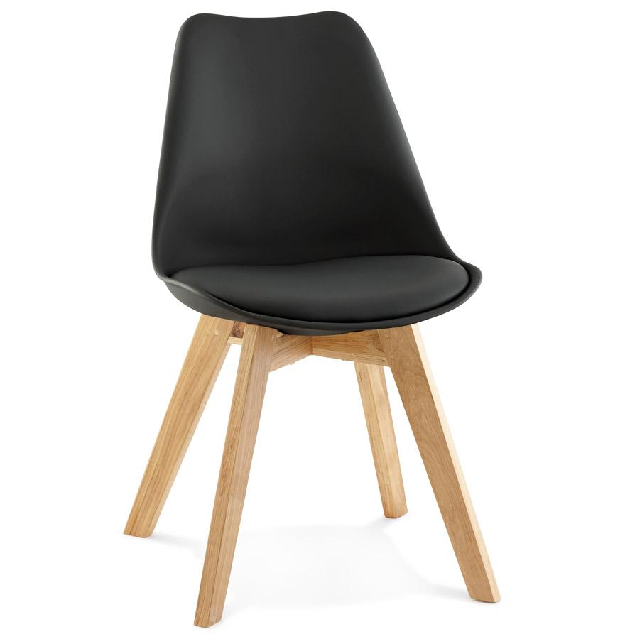 Tylik spisebordsstol / sort