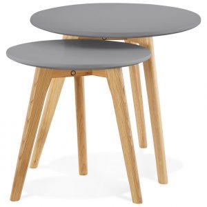 Espino sofabord / grå