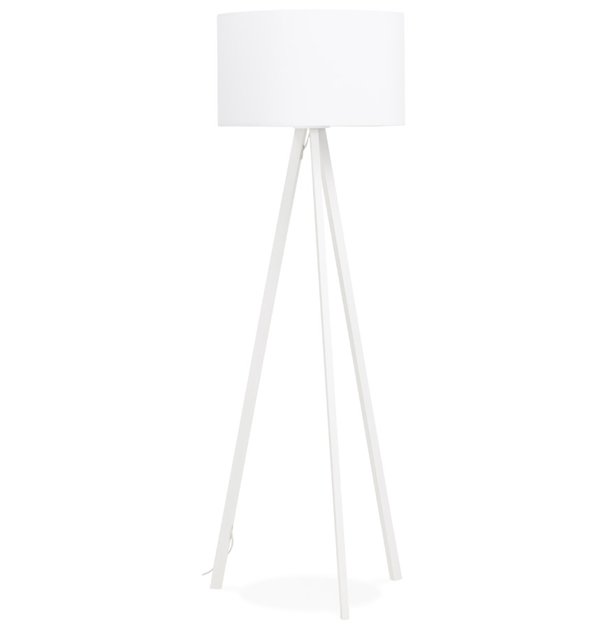 Trivo gulvlampe / hvid