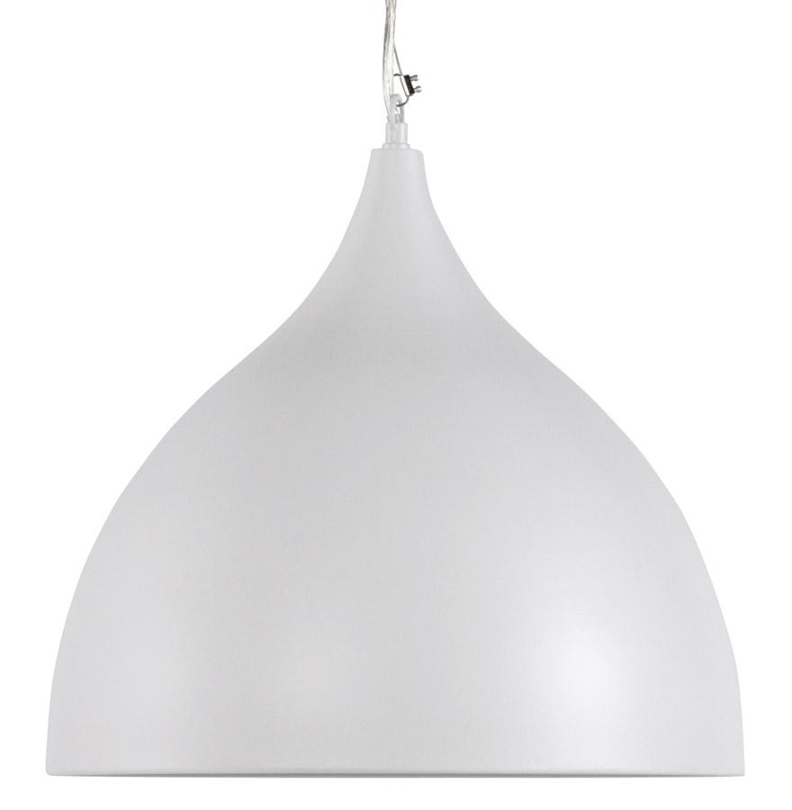 Image of   Bell pendel / hvid