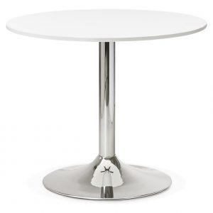 Radon spisebord / hvid