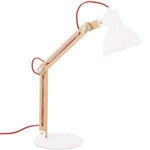 Trivet bordlampe / grå