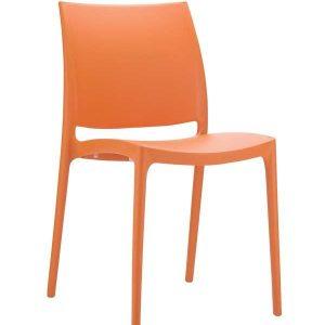 Maya stol - Orange