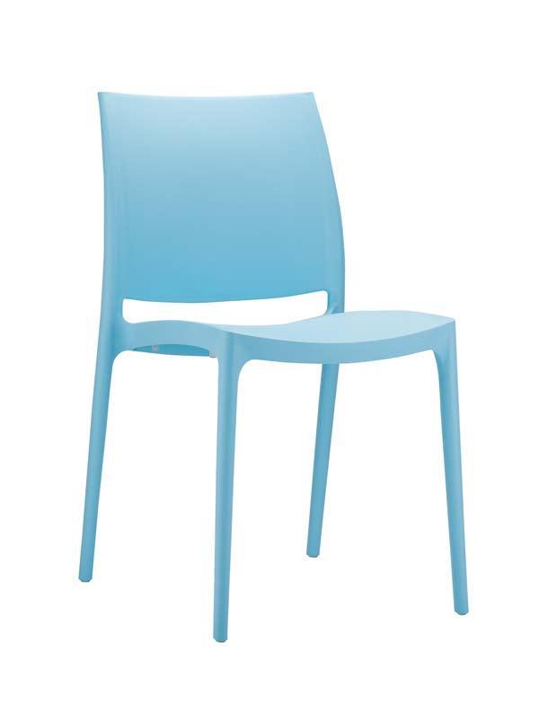 Maya stol - Blå
