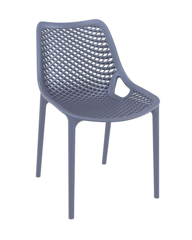 Air stol - Grå