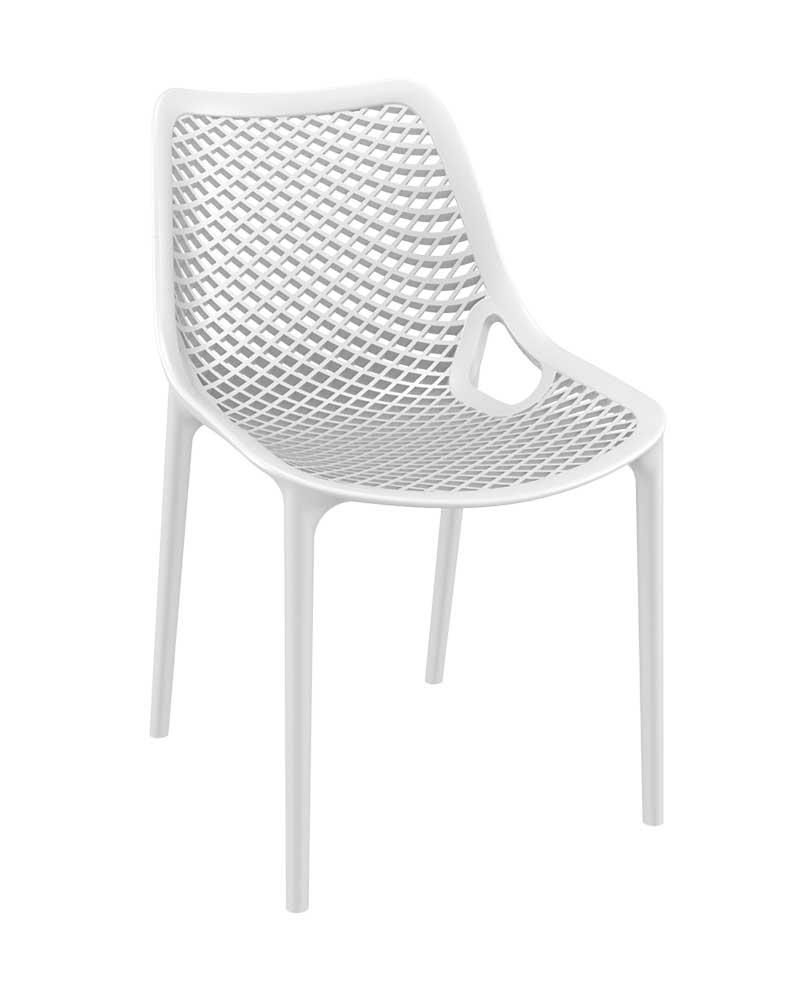 Air stol - Hvid