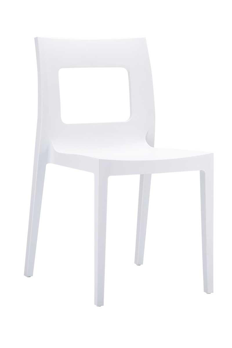 Lucca stol - Hvid