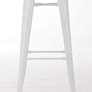 Joshua barstol - Hvid