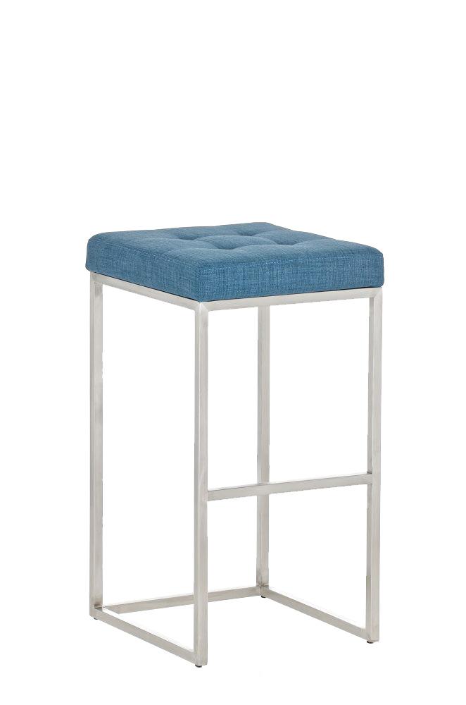 Lugano barstol - Blå