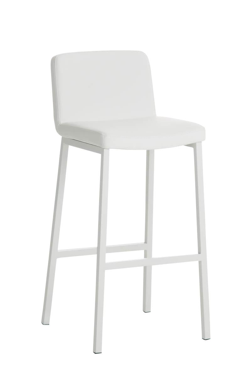 Vagos Barstol - Hvid