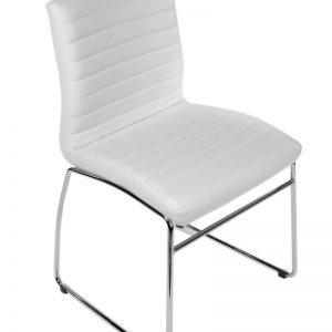 Lea spisebordsstol - Hvid