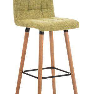 Lincoln barstol - Grøn