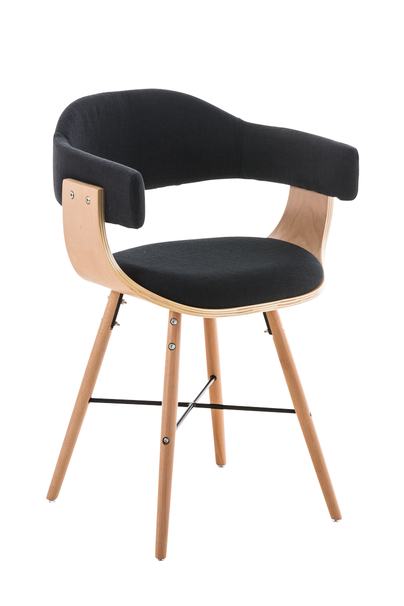 Image of   Barry I Chair - Sort