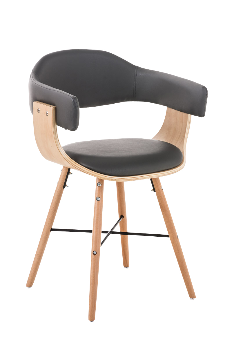 Barry II Chair - Grå