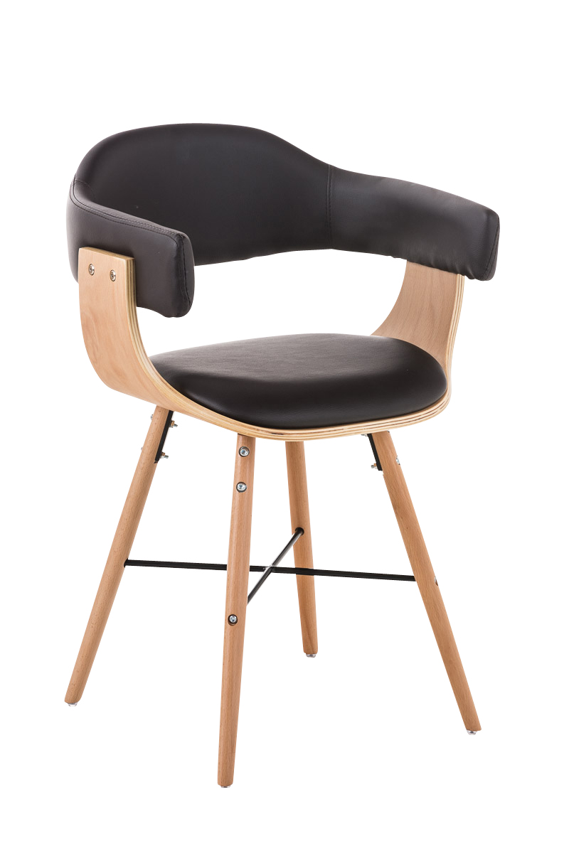 Barry II Chair - Brun
