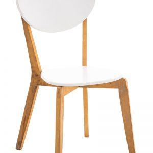 Balder stol - Hvid
