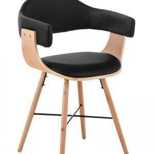 Barry II Chair - Sort