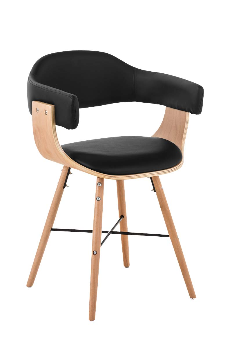 Image of   Barry II Chair - Sort