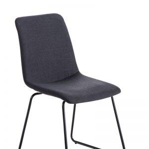 Franz spisebordsstol - Grå