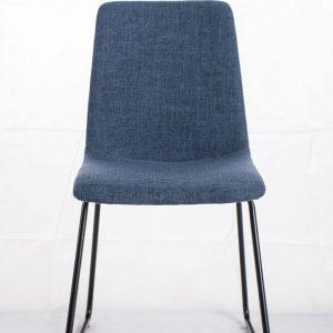Franz spisebordsstol - Blå